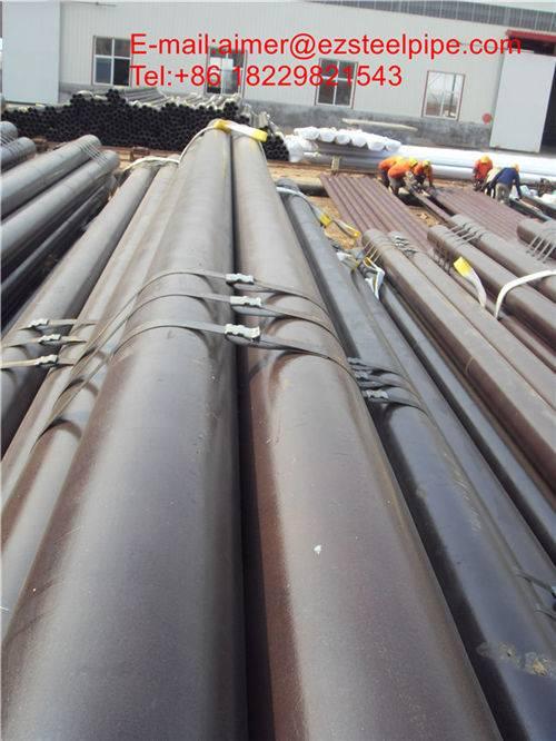 Seamless steel tube for Low and medium pressure Boiler steel pipe