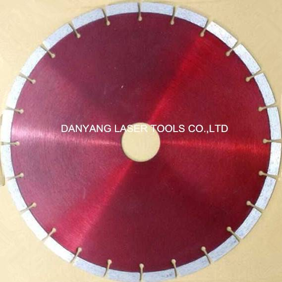 Diamond Saw Blade for Cutting Granite with 12mm Seg