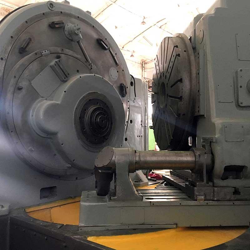Spiral-bevel and hypoid gear cutting machine 5A284 STANKO