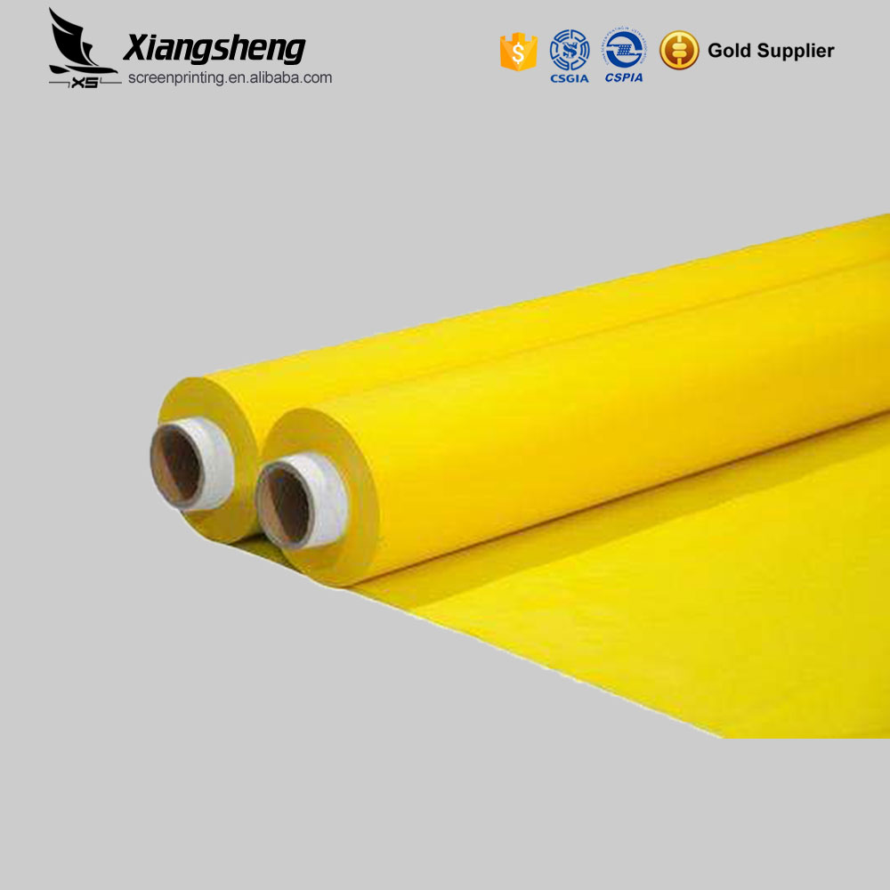 China manufacturer polyester silk screen printing mesh 140 count
