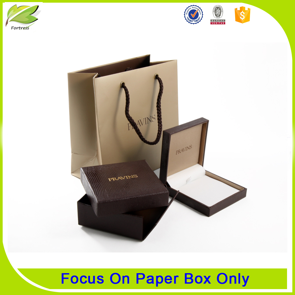 luxury custom leather jewelry boxes packaging