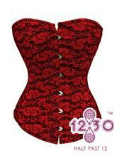 Red MH36 2011 new corset