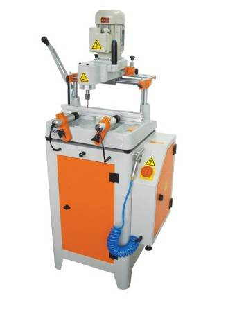 plastic window machine