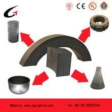Carbon fiber reinforced carbon (C/C) composite material