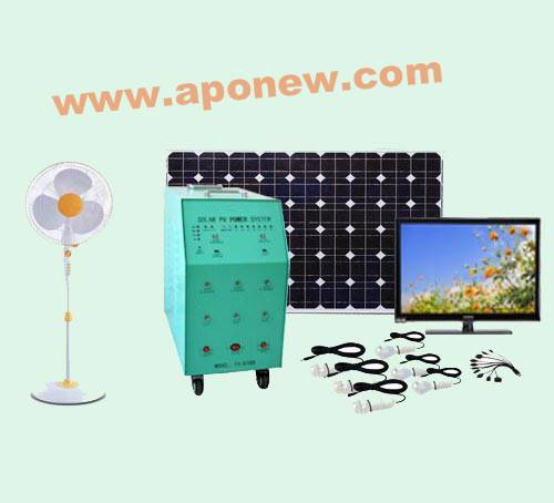 Portable Solar Power Systems (Small Solar Energy System)