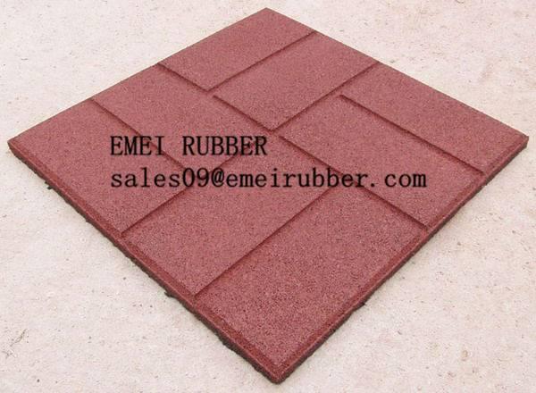 Garden Paver/Graden Rubber Bricks