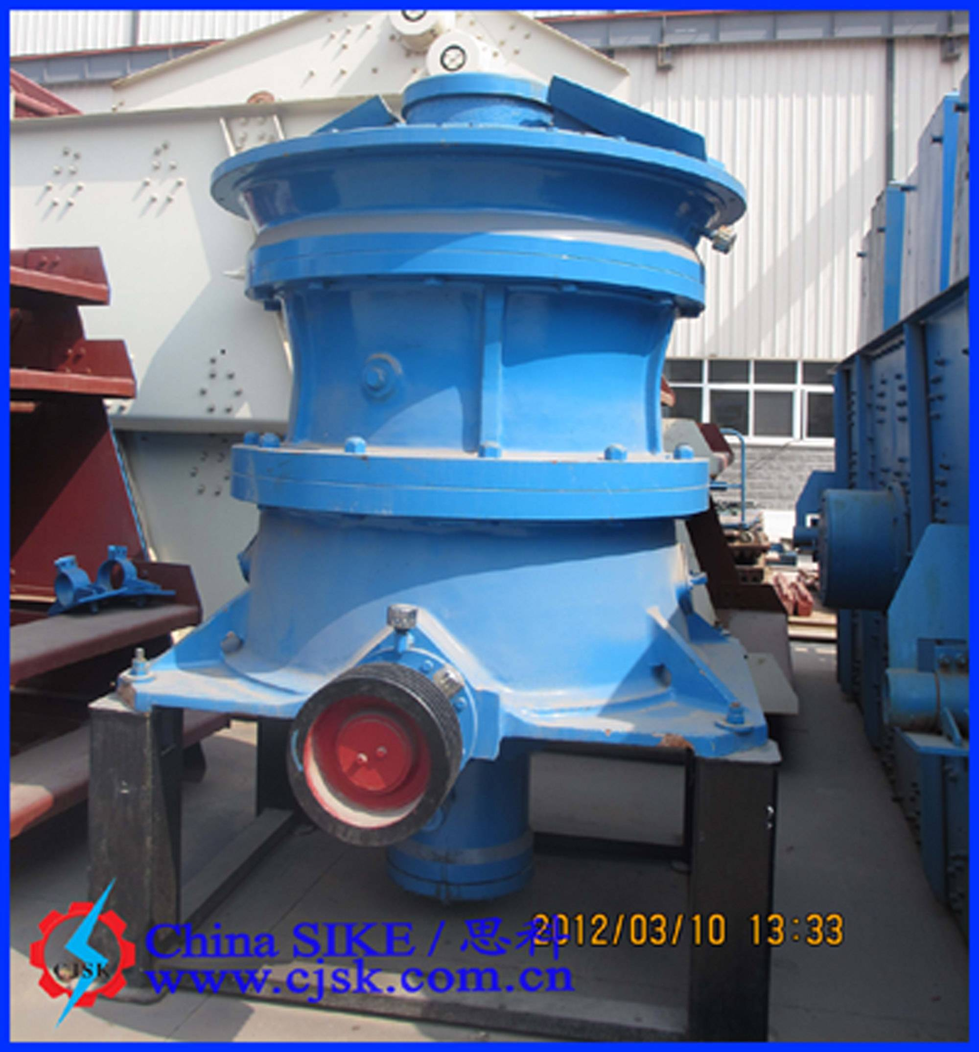 SMG Good Price Single Cylinder Cone Crusher