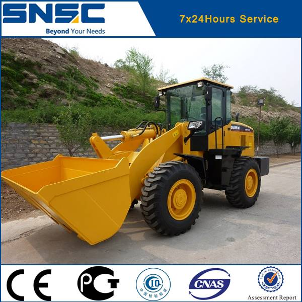earth moving machine 3 ton front wheel loader
