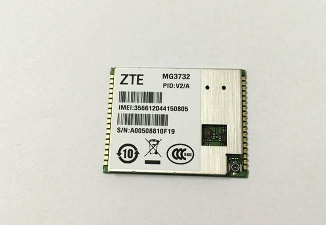 ZTE UMTS/HSPA GSM GPRS module MG3732V2
