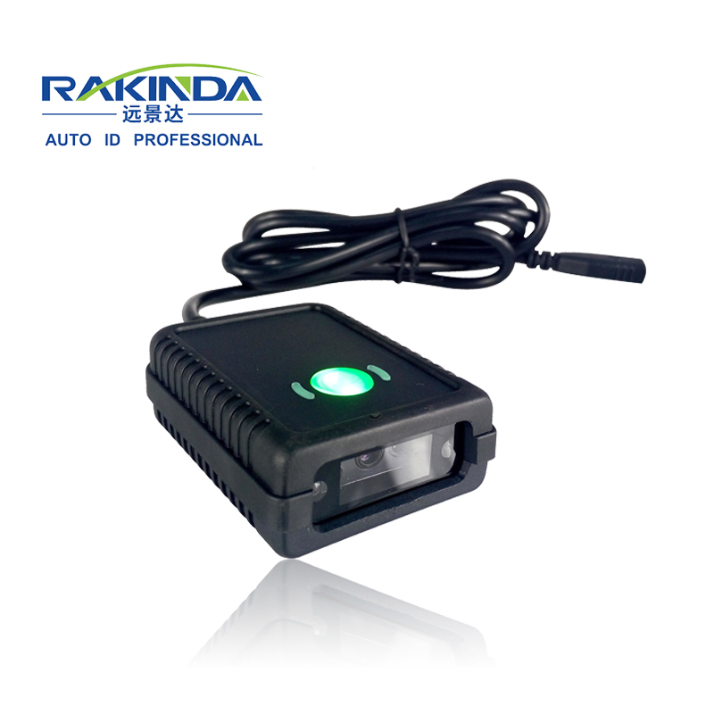 LV3096R Hot Sell USB Or RS232 Interface CMOS Fixed Mount 2D Barcode Scanner Reader Module to Scan QR