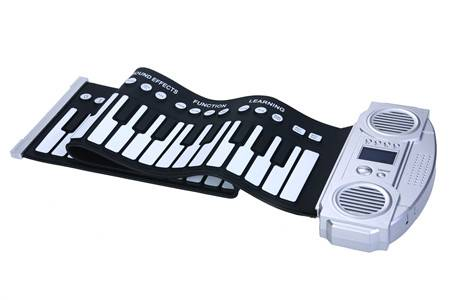 61 keys electronic roll up piano C03061