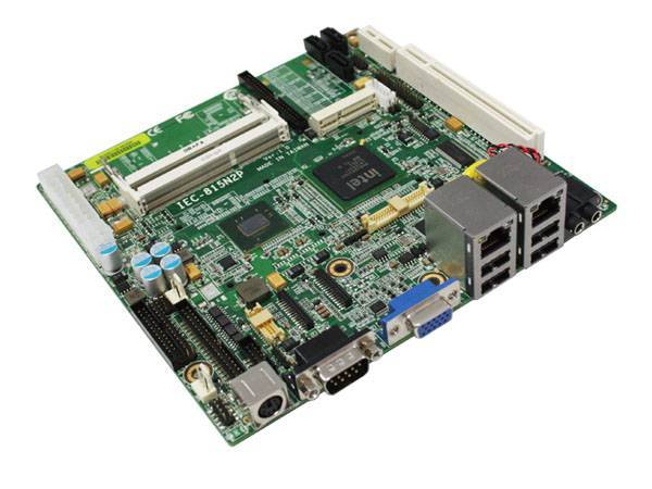 Intel® Atom™D525/D425/N455/N475 Mini-ITX Motherboard for embedded computing