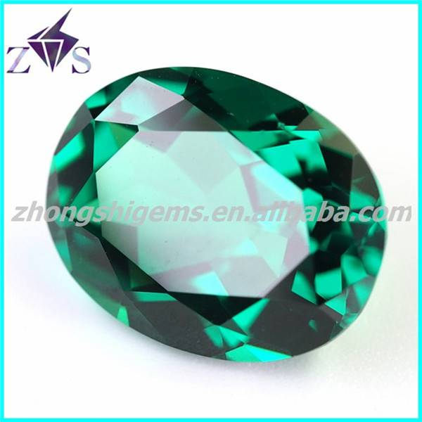 China Wholesale Green CZ Gemstone Jewelry