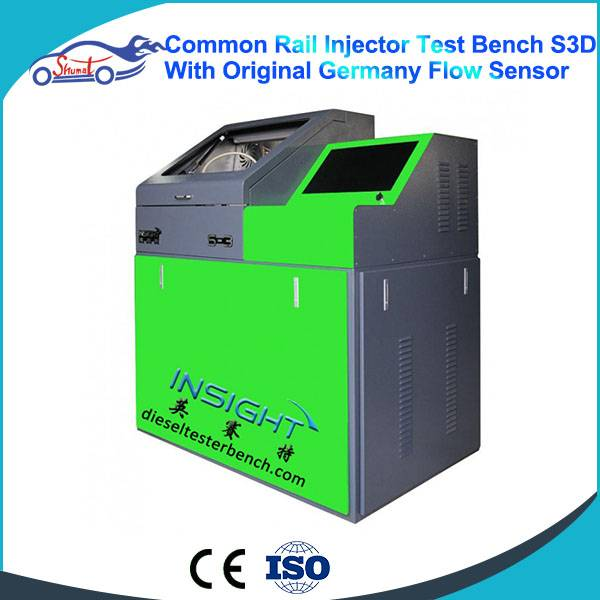 Automatic Common Rail Injector Test Bench S3D Euro iii IV Tester