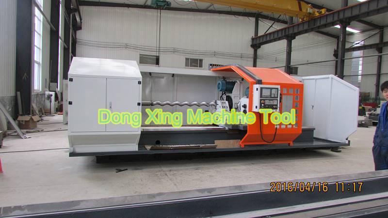 CNC Horizontal Screw-Rod Milling Machine (Universal Thread Milling Machine)