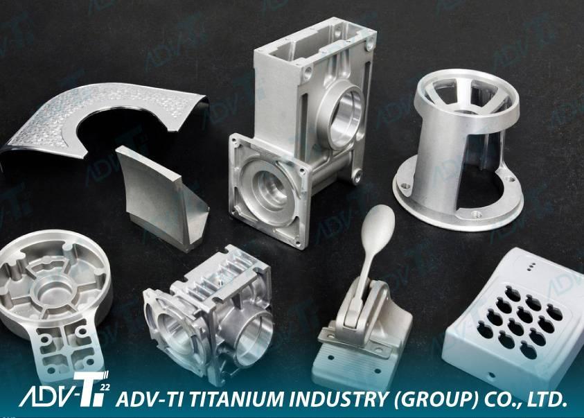 Stainless steel, aluminum, copper, high-temperature alloy castings