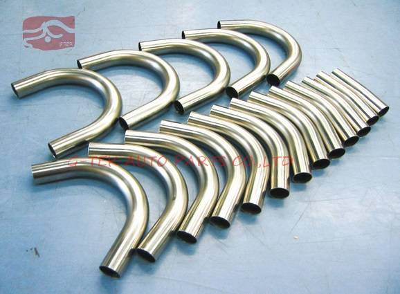 Exhaust Pipe Sections, 45mm OD