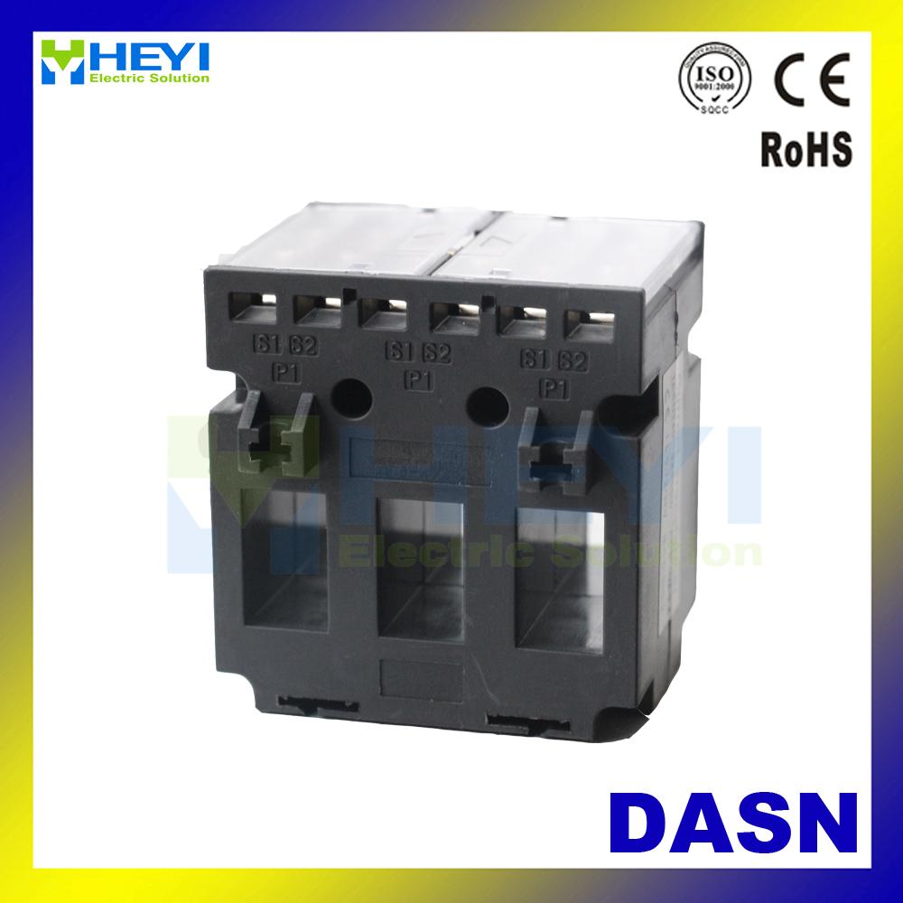 HEYI three phase indoor current transformer DASN