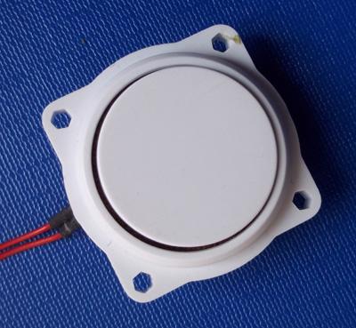 Attachable audio vibration speaker module 2W