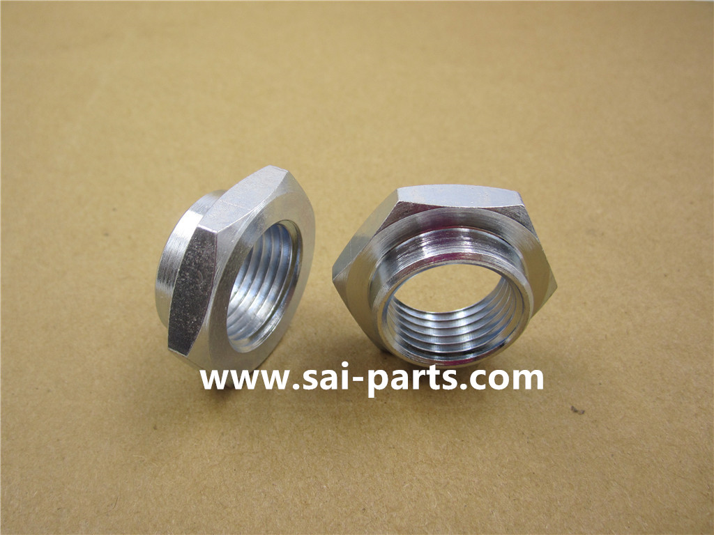 Custom Precision Hex Shoulder Steel Nuts