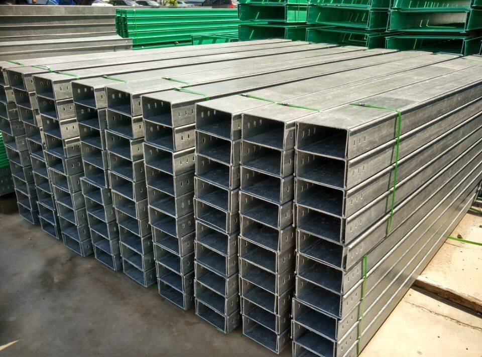 FRP Cable Tray, Channel Type Cable Trays