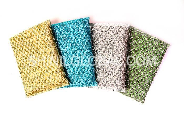 Fabric Sponge Scouring pad