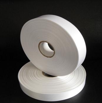 Slitting Edge Polyester Satin Ribbon