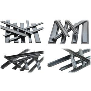 Thermal Insulation Aluminium Profiles for Window and Door