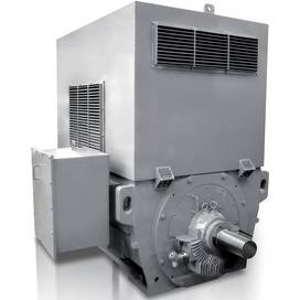 High voltage motor (air cooled type)