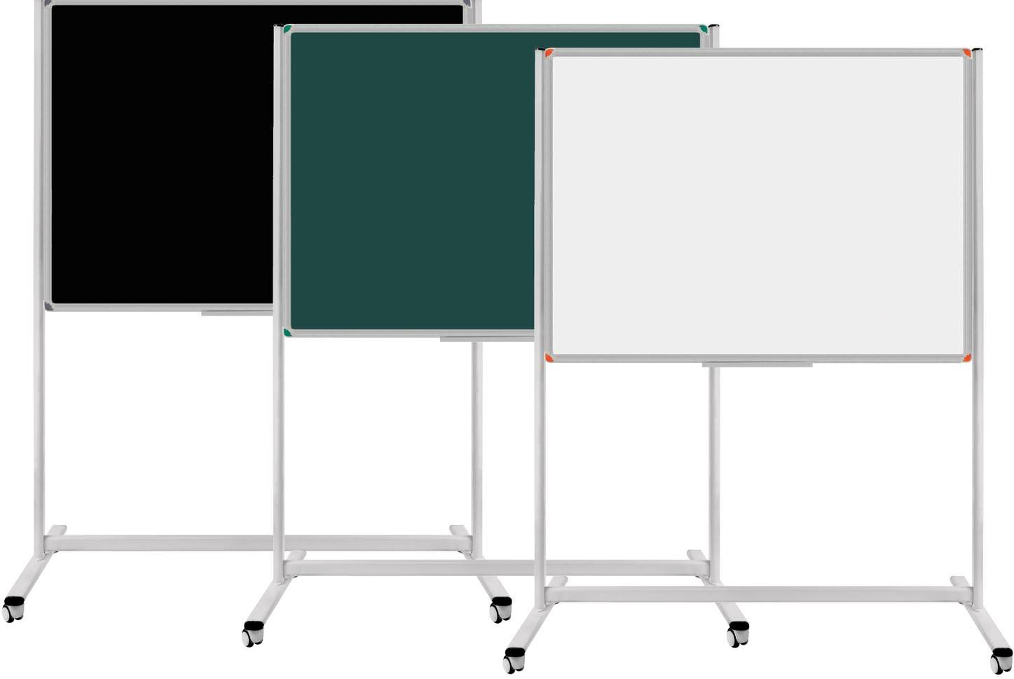 Laminated Whiteboard With Movable Stand