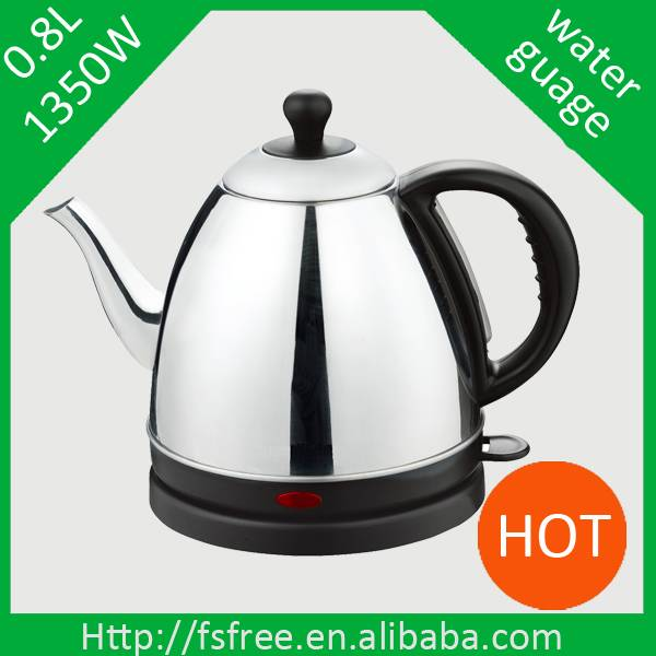 Stainless steel kettle hotel electric kettle