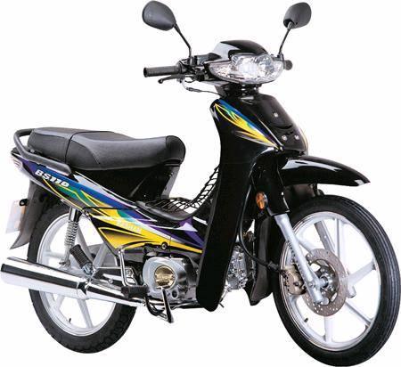 Cub Motorcycle (BS110)