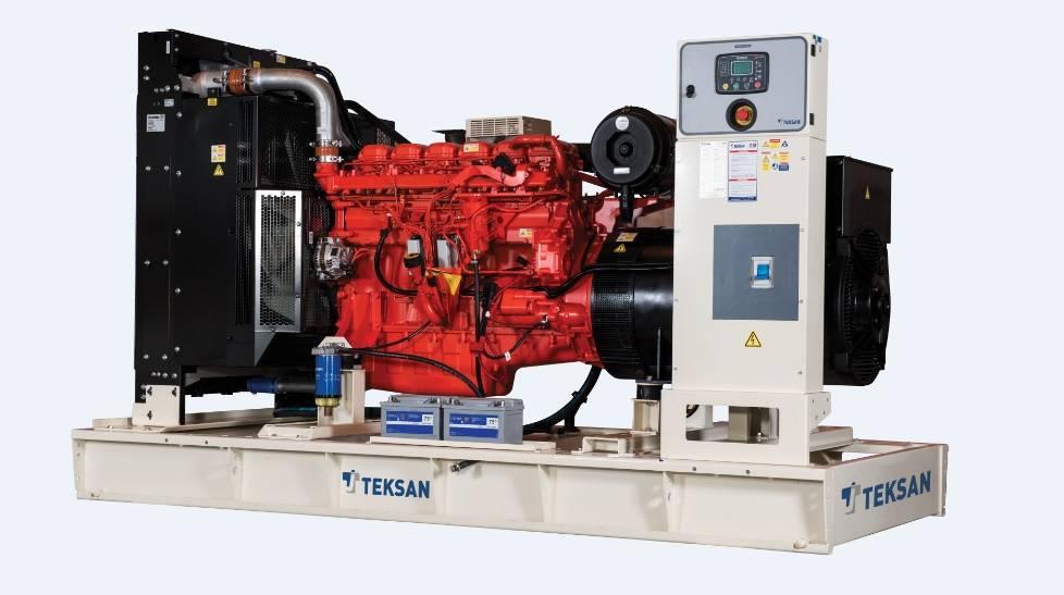 Scania Range Diesel Generator Sets