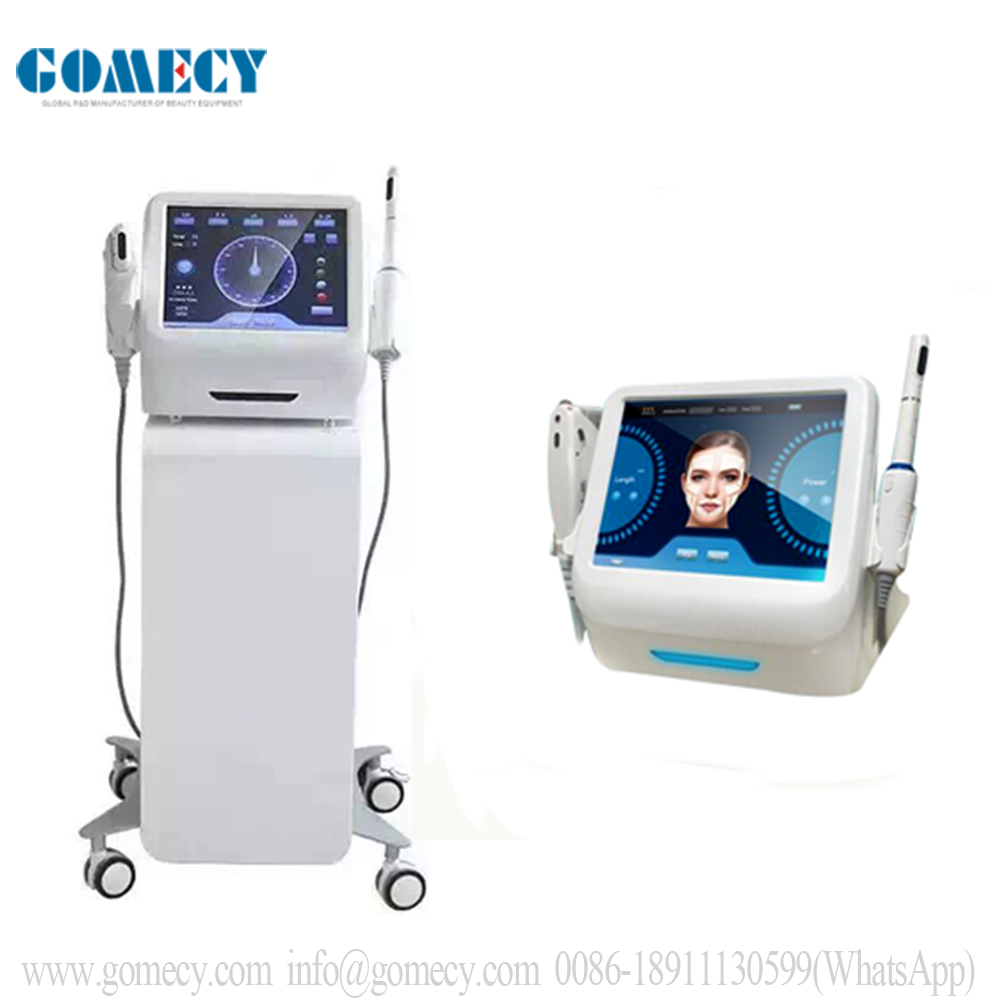 Portable ultrasound machine with sex vaginal tightening/freeze skin tightening /repair facial skin