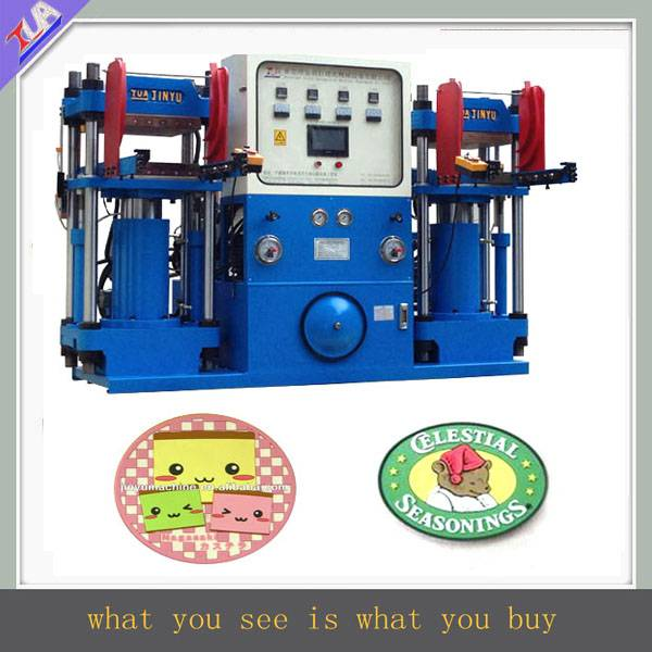 2015 Hot selling silicone wristband shaping machine with low price
