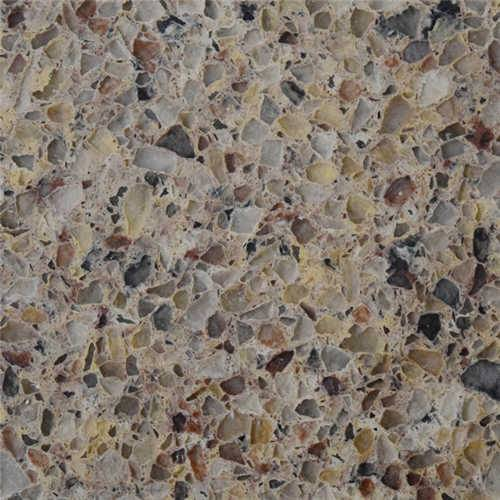BST Quartz Stone Slab Standard Sizes 126 *63 and 118 *55 with High Hardness and High Compression Str