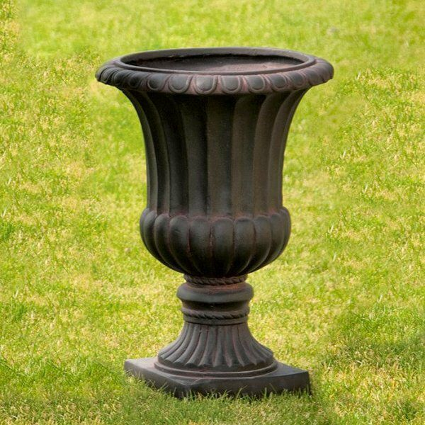 Factory sales high strength light weight waterproof garden urn flower pots