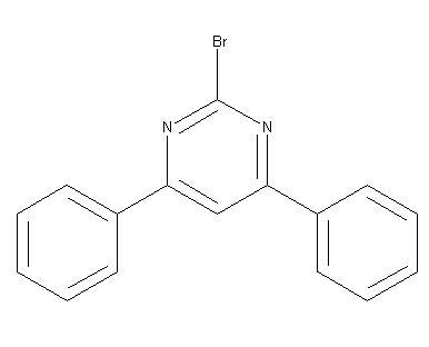 2-BROMO-4,6-DIPHENYLPYRIMIDINE