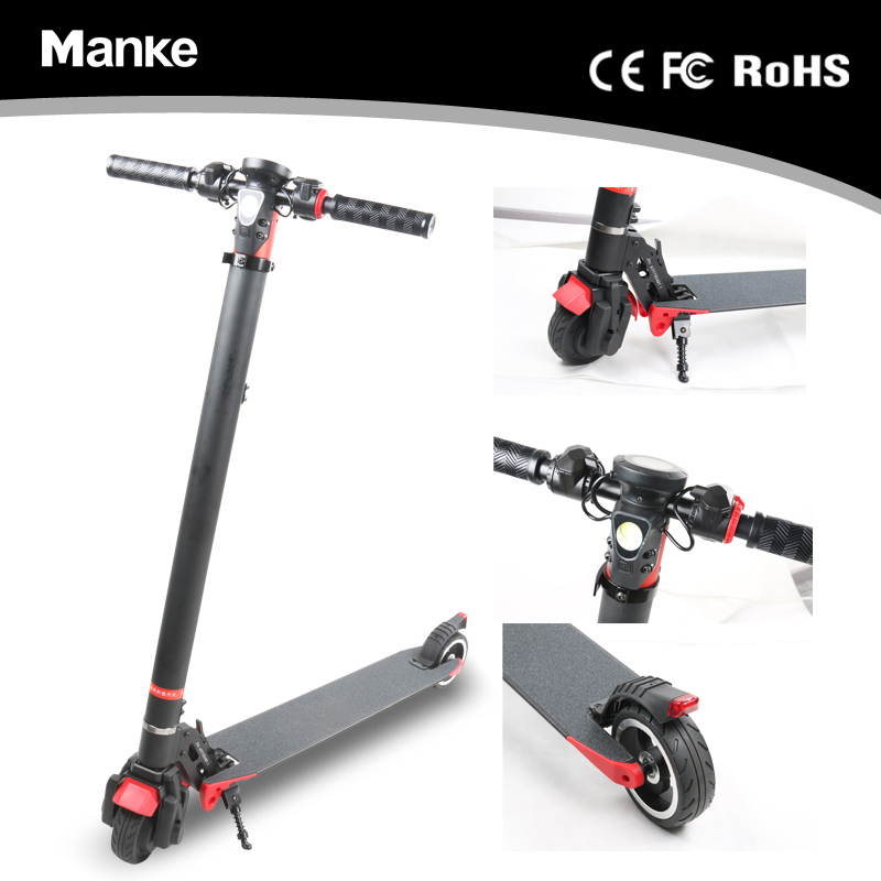 2017 hot selling aluminum alloy foldable electric scooter/kick scooter light weight electric mobilit