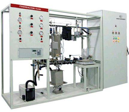 DSC Control Reactor Evaluation Device