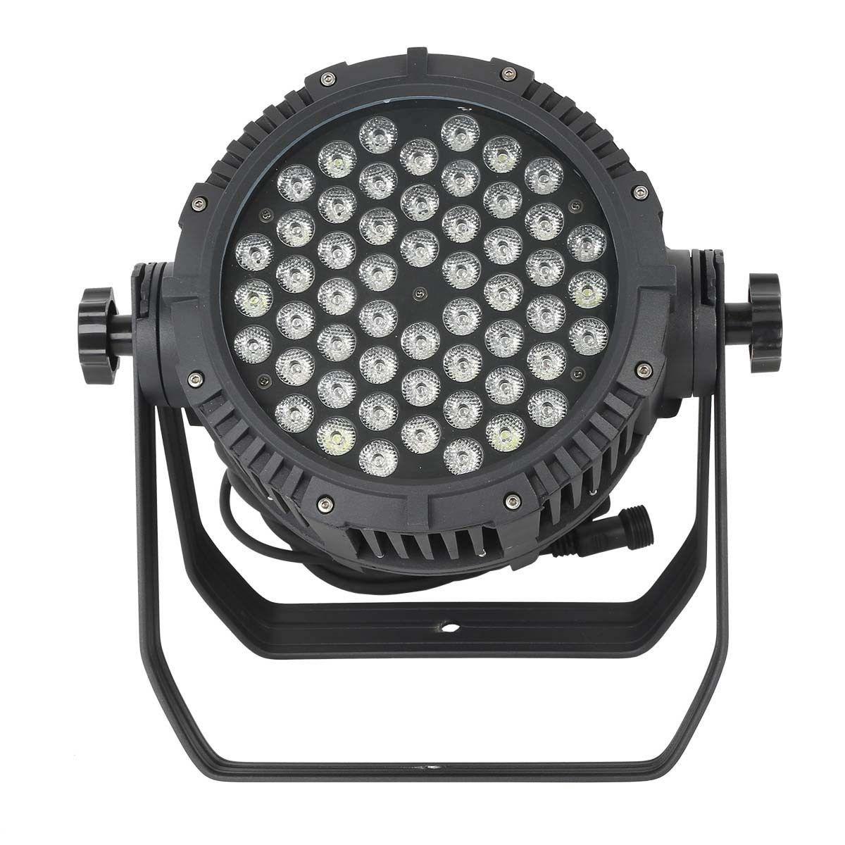 543w par64 rgbw led par can fountain waterproof light bar light stand DMX512