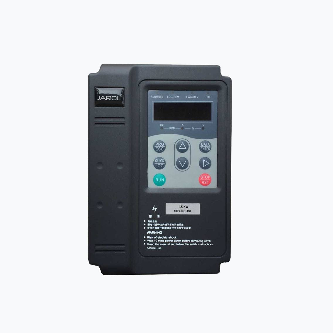 JAC580 series closed loop vector inverter