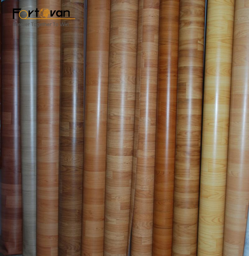 plastic pvc covering carpet flooring with felt backing in good quality and best price 1.5mm2m30m