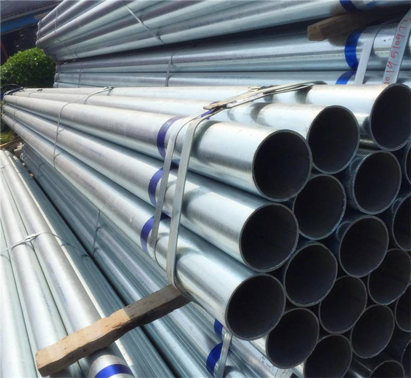 Hot DIP Galvanized Round Steel Pipe with Inexpensive Price