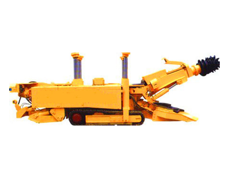 EBZ100 Rock Tunneling Boring Machine, rock tunnel boring machine,Construction machines,Roadheader