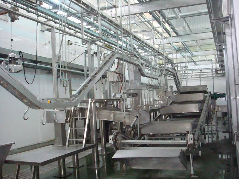 Cattle By-Products Processing Line