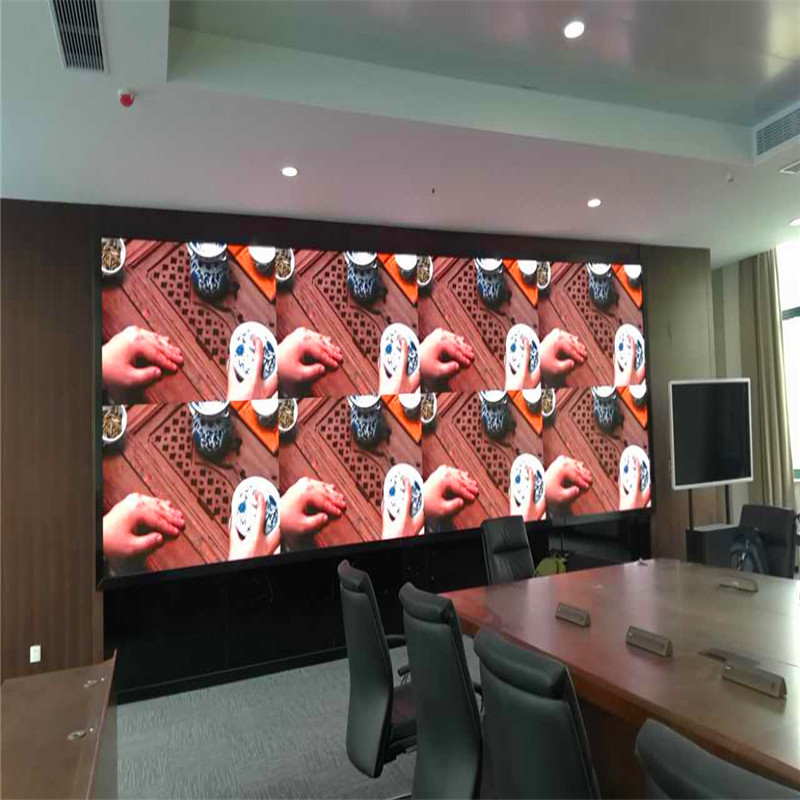 Quality P1.667 indoor full-color led screen led