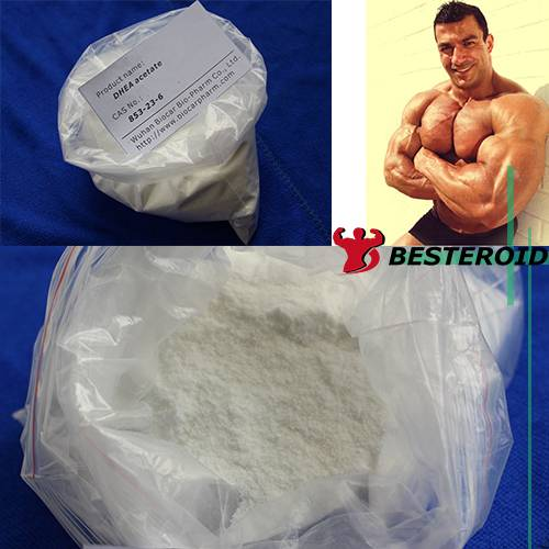 High quality anabolic steroid powder Stanozolol with good price CAS 10418-03-8