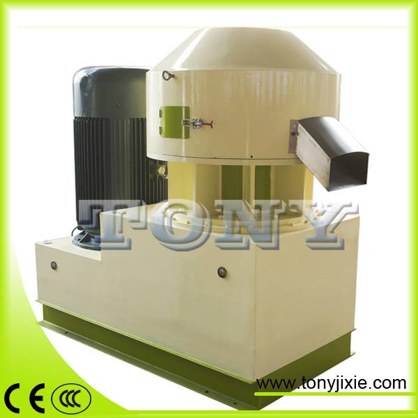 New Designed Excellent Quality Ring-Die Wood Pellet Mill
