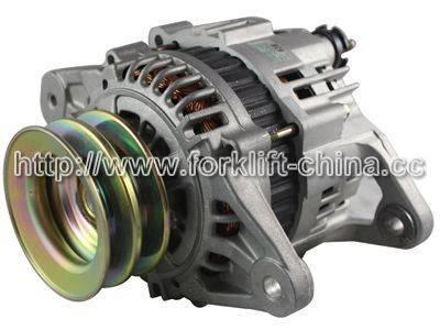Forklift Parts Alternator For NISSAN  23100-42K00